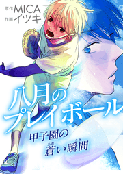 【完結】八月のプレイボール―甲子園の蒼い瞬間ー