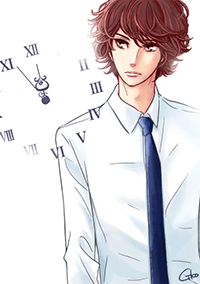 『バランス 彼のシャツが私の部屋に置かれた日』