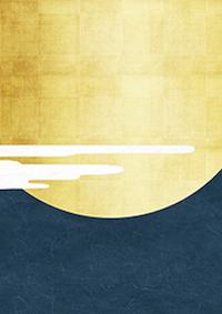牡丹燈籠双月