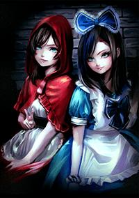 鏡界の国のアリス~白の章~